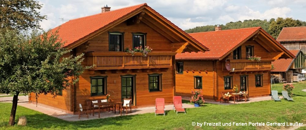 Ferienhütte am Bauernhof Bayern Ferienhütten Bayerischer Wald