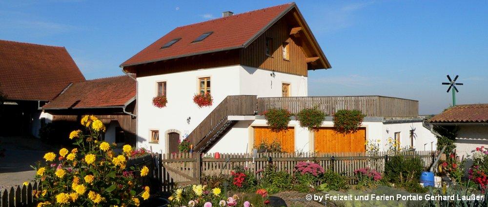Ferienhaus am Bauernhof Bayern Ferienhäuser Bayerischer Wald