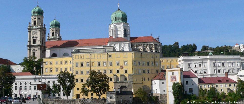 Ausflugsziele in Niederbayern Sehenswürdigkeiten Passau Ausflüge Straubing